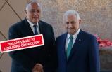 Başbakan İzmir'de Borisov ile görüştü!