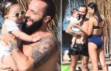 Berkay'ın ailesiyle 'Babalar Günü' tatili