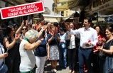 CHP Konak halkla bayramlaştı