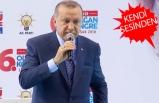 Cumhurbaşkanı Erdoğan'dan, İzmir klibi