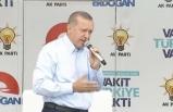 Erdoğan'dan İnce'ye 'prompter' yanıtı