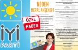 İYİ Parti'den seçime sayılı günler kala 'broşür' çıkarması!