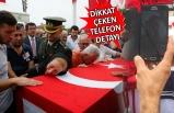 İzmir'den şehidine son görev!