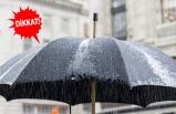 Meteoroloji uyardı! İzmir'de yağmur...