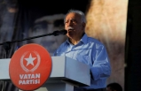Perinçek'in aldığı oy, topladığı imzaların gerisinde kaldı