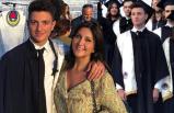 Sibel Can'ın oğlu mezun oldu
