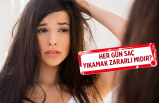 Sizi saç yıkama derdinden kurtaracak tavsiyeler