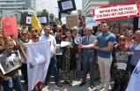 Tüm barolar, hayvana şiddeti protesto ettiler!