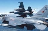 Türk jetleri, Irak'ın kuzeyindeki terör hedeflerini vurdu