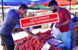 Yeşilovalıları memnun eden pazaryeri