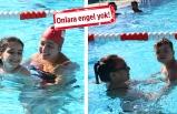 Bayraklı'da 'yüzme bilmeyen kalmasın'