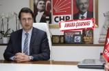CHP İl Başkanı Yücel, Ankara'ya gitti