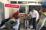 CHP'li Serter, o işçileri ziyaret etti