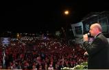 Cumhurbaşkanı Erdoğan halka seslendi