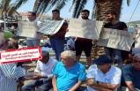 'Foça Tatil Köyü turizme kazandırılsın' eylemi