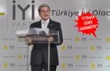 İYİ Parti Sözcüsü Çıray: Millet İttifakı sona erdi