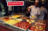 İzmir'de yemeklere artık sıkı takip!