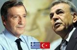 İzmir'den Atina'ya 'destek' mesajı