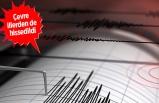 İzmir güne depremle başladı