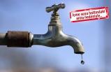 İzmir'in o ilçesinde su kesintisi