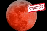 'Kanlı Ay Tutulması' ilgiyle izlendi