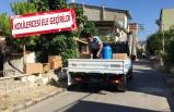 Konak'ta sahte içki üretimine darbe