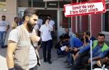 Manisa'da, 92 işçi zehirlenme şüphesiyle hastanede
