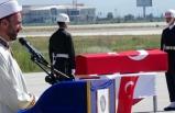 Şehit Uzman Çavuş, törenle uğurlandı