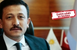 AK Partili Dağ'dan İzmir'in o ilçelerinde 'üretim' hamlesi