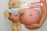 Akraba ziyaretine geldi, rahatsızlandı, hamile olduğu ortaya çıktı!
