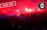 Altay'da görkemli şampiyonluk kutlaması