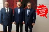 Batur, açılış için Kılıçdaroğlu'nu davet etti