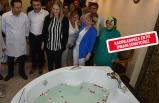 Çankırı, Buca'da 'suda doğum ünitesi'ni açtı