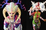 Dünyaca ünlü vücut boyama festivali