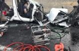 Erzincan'da katliam gibi kaza: 3'ü çocuk, 7 ölü