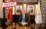 İYİ Partili Ükünç'ten Zafer Bayramı mesajı...