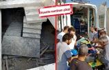 İzmir'de feci iş kazası: 1 ölü