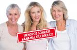 Menopoza girdikten 6 ay sonra tekrar kanama olursa...