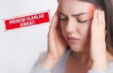 Rüzgarlı ve tozlu havalar migreni tetikliyor