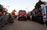 Sembolik start, İzmir Gündoğdu Meydanı'nda verildi
