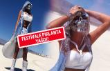 Süreyya Yalçın, Burning Man festivali'nde