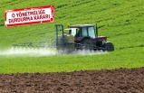 Tarım arazilerini imara açacağı iddia edilen yönetmeliğe durdurma kararı