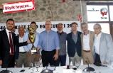 TSYD Ege Kupası'nda finalin adı yarın belli olacak