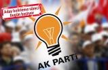 AK Parti'de parti dışı aday sürprizi!