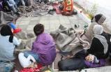 Ayvalık'ta 22 göçmen ve 1 organizatör yakaladı