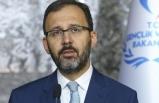 Bakan Kasapoğlu'ndan EURO 2024 açıklaması
