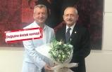 Başkan Şahin'den sürpriz Kılıçdaroğlu ziyareti