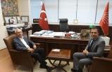 CHP İl Başkanı Yücel, Kılıçdaroğlu ile görüşmesini anlattı