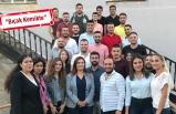 CHP'li gençlerden 8 maddelik 'seçim' bildirisi