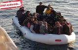 Ege Denizi'nde 'göçmen' operasyonu